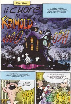 Il cuore di krimold