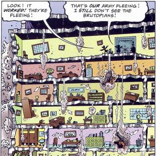 Sezione del deposito, dalla storia di Don Rosa <i><a href=