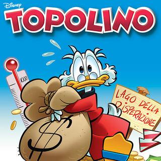 Cover di Topolino 3078 dell'autrice