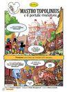 Mastro Topolinius e il portale rivelatore
