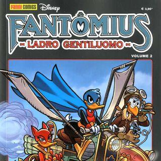 Fantomius Vol. 2