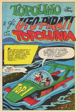 Topolino e gli Ufo-pirati di Topolunia