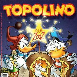 Copertina Topolino 2406