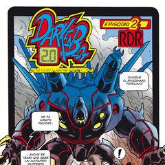 Prima pagina del secondo episodio