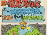 Paperinik e il mistero di Tuba Mascherata