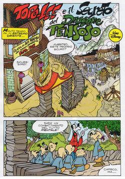 Topo-Lee e il segreto del dragone pensoso