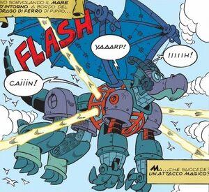 Drago di Ferro 002