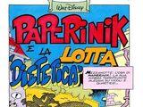 """Paperinik e la lotta """"dietetica"""""""
