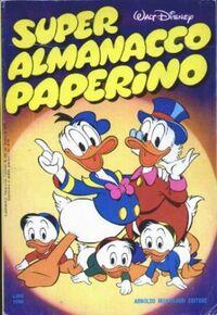 Super Almanacco Paperino