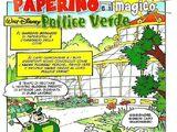 Paperino e il magico pollice verde