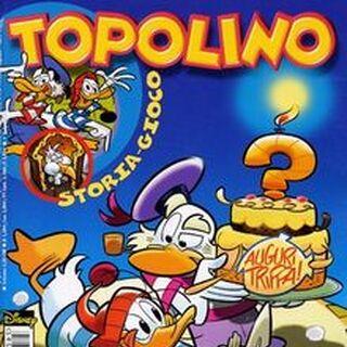 Copertina Topolino 2585