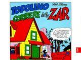 Topolino corriere dello Zar
