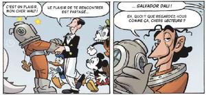 Dali e Disney
