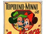 """Topolino e Minni in """"Casablanca"""""""