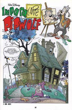 Impare arte Pipwolf