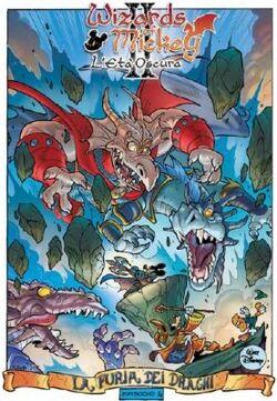 La furia dei draghi 002