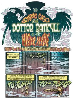 Lo strano caso del dottor Ratkille di Mister Hyde