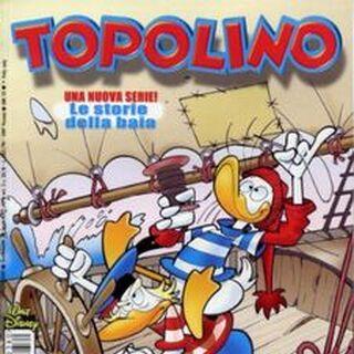 Copertina Topolino 2380
