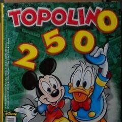 Copertina numero 2500