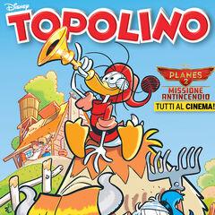 Copertina Topolino 3065 dell'autore