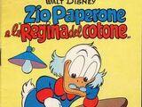 Zio Paperone e la Regina del Cotone