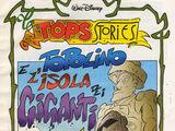 Topolino e l'isola dei giganti ovvero: I superstiti del continente perduto
