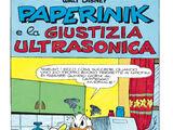 Paperinik e la giustizia ultrasonica