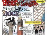 Paperetto Canaletto e il ritratto del Doge