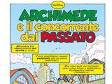 Archimede e il concorrente dal passato