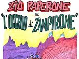 """Zio Paperone e """"l'occhio di zampirone"""""""