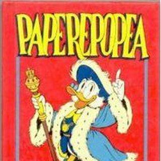 <i>Paperepopea</i>, ristampa del 1983