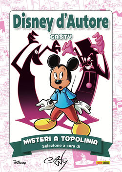 Disney autore Casty vol 1