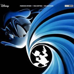 DoubleDuck con Pikappa nella copertina di Topolino Super Deluxe Edition 5