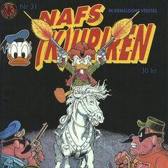 Copertina alternativa realizzata unendo diversi capitoli della Saga disegnata da Don Rosa per il periodico
