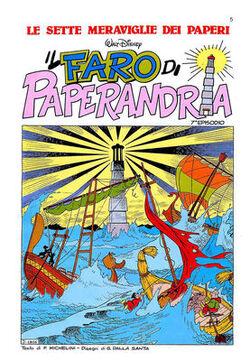 Il faro di Paperandria