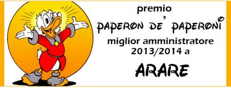 Premio paperone2014