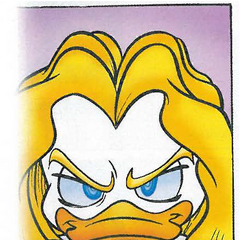 Il sorriso malvagio di Juniper Ducklair