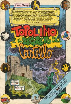 Topolino e il segreto del castello