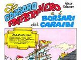 Il Corsaro Paperinero e i borsari dei Caraibi