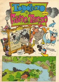 Topolino e il fiume del tempo