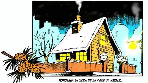Topolino e la Spada di Ghiaccio - Topolinia, la Vigilia di Natale
