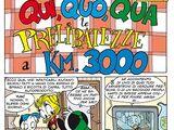Qui, Quo, Qua e le prelibatezze a Km 3000