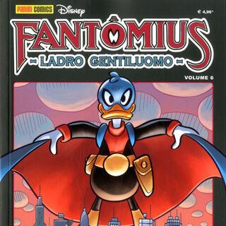Fantomius Vol. 6