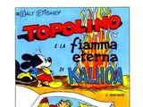Topolino e la fiamma eterna di Kalhoa