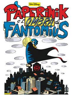 Paperinik e l'ombra di Fantomius