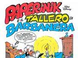 Paperinik e il tallero di Barbanera