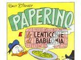Paperino e le lenticchie di Babilonia