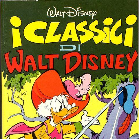 La copertina della ristampa del 1977