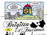 Brigitta e il fascinoso Alan Quackerman