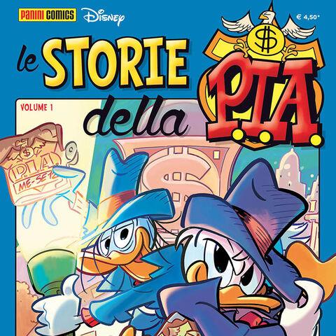 Le storie della P.I.A. Vol. 1
